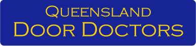 Queensland Door Doctors Logo