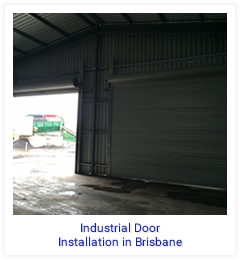 Industrial Door Installation Brisbane