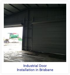 Industrial Door Installation Brisbane