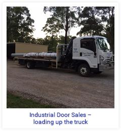 Industrial Door Sales Brisbane