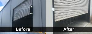 Garage Door Before/After 3