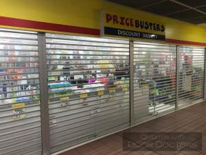 Shop Front Roller Shutters